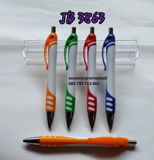 Pulpen JB 3863 Souvenir Promosi Bali