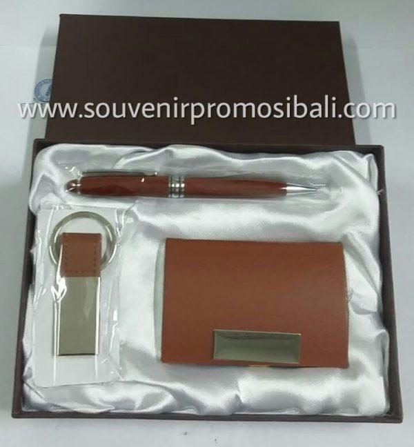 Gift Set Whisnu 1 Souvenir Promosi Bali