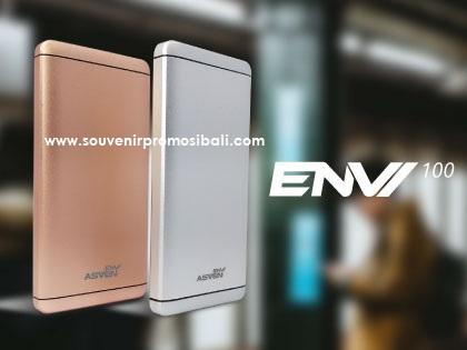 Powerbank Envii 10.000 mAH Souvenir Promosi Bali