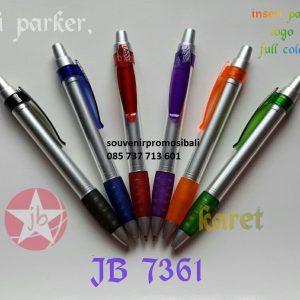 Pulpen JB 7361 Souvenir Promosi Bali