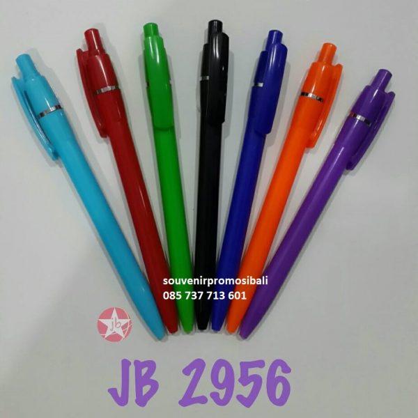 Pulpen JB 2956 Souvenir Promosi Bali