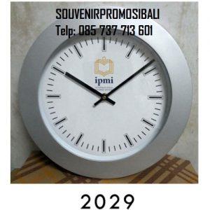 Jam Dinding 2029 Souvenir Promosi Bali