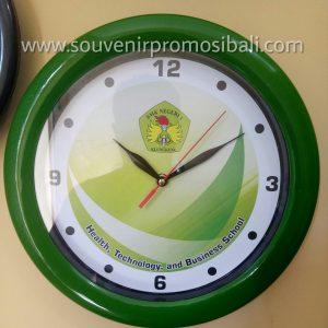 Jam Dinding Whisnu 12 Souvenir Promosi Bali