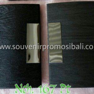 Name Card Holder NCH 167 PT Souvenir Promosi Bali