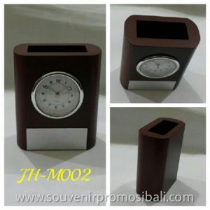 Jam Meja JH-M002 Souvenir Promosi Bali