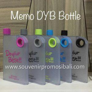 Tumbler Memo DYB Souvenir Promosi Bali